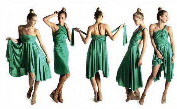 Haljina na 50 različitih načina
