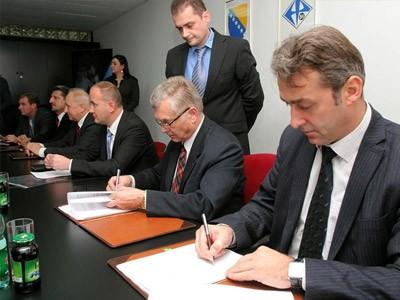 Potpisani ugovori za nabavku mašina za rudnike Kakanj i Breza