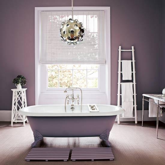 Klasika u plavoj i bijeloj boji ili Moderna u lila i antracit boji- prave oaze za opuštanje