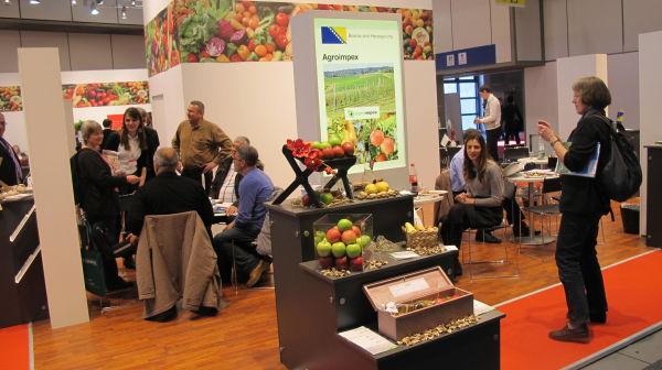 Osamnaest BH. Kompanija Na Sajmu Fruit Logistica U Berlinu
