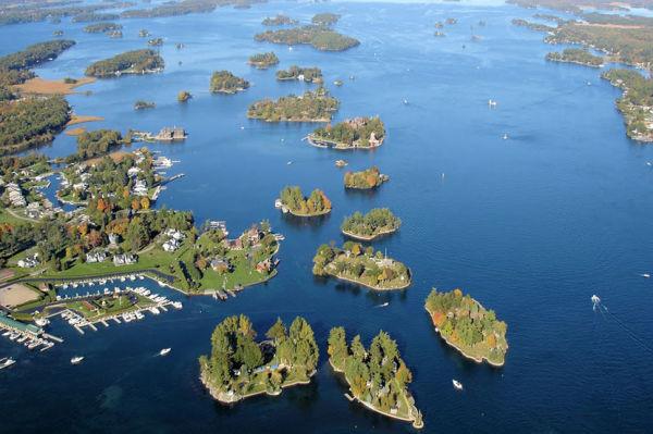 """Jedinstveno Mjesto Na Zemlji Koje Je Nazvano """"Hiljadu ostrva"""""""