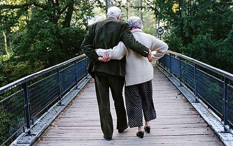 Što Smo stariji, To Smo Sretniji