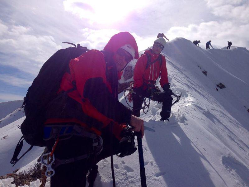 "Ismir Jusko i Benjamin Kasumović osvajaju vrh Himalaja '""Island Peak"""