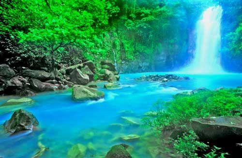 Je li ovo najplaviji vodopad na svijetu?
