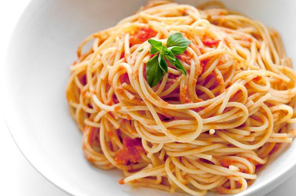 Špageti, najbolje je jednostavno