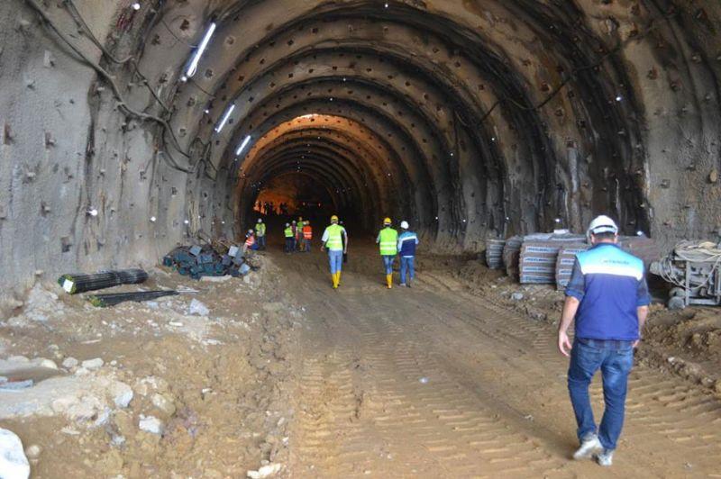 Bolji posao: Probijen tunel Vlakovo-Lepenica dug 330 metara