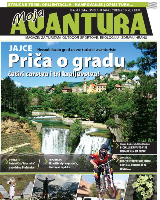 BiH Turizam: Prvi časopis za promociju sportskog turizma