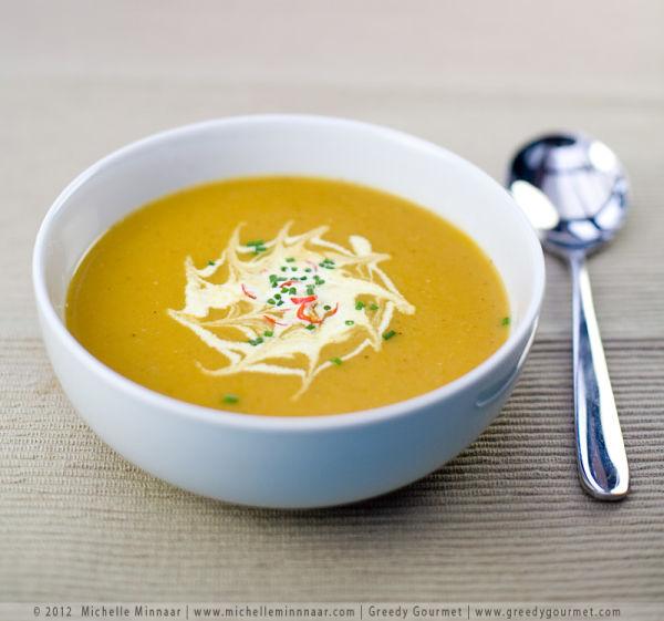 Krem supa od mrkve