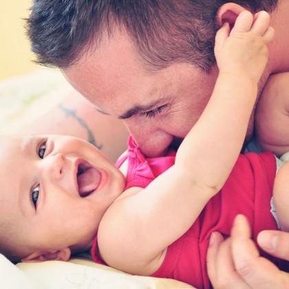 On će biti savršen otac moje djece!