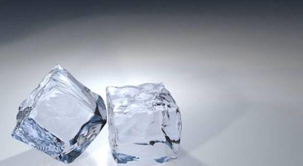 Zdravlje: Djelovanje kocke leda