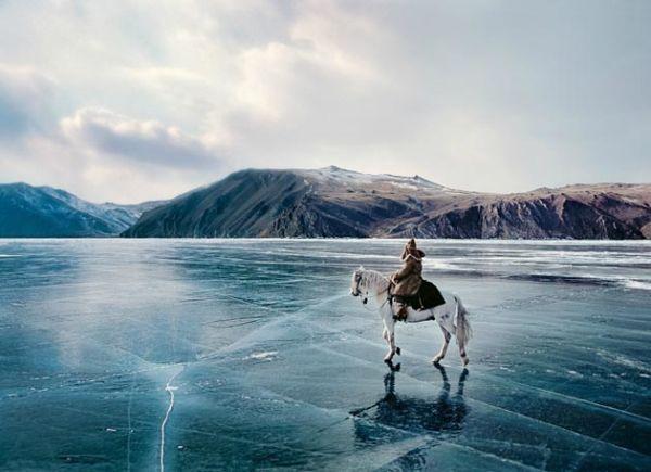 Očaravajuća LJepota Zaleđenog Bajkalskog Jezera