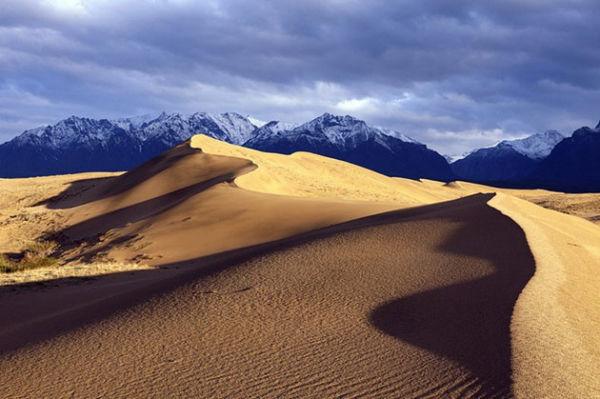 Prirodni Fenomen: Pustinja U Sred Ledenog Sibira