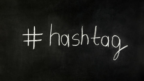 #Hashtag kroz istoriju