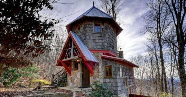 Kuća Od 79 Kvadrata Površine I Izgleda Kao Mali Dvorac Iz Bajke