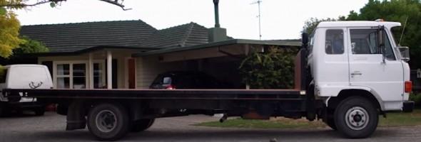 Kupili Su Stari Kamion Iz 1986. I Pretvorili Ga U Dom Iz Snova