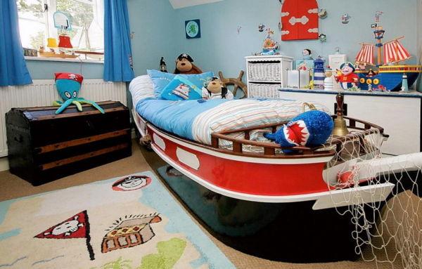 Kako okrečiti sobu za dečaka
