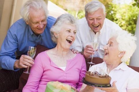 Afirmacije za ugodno starenje