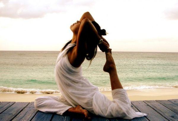 Svrha joge je ovladati umom
