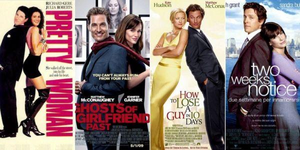 Najbolje Romantične komedije svih vremena