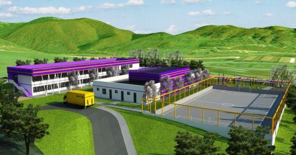 """Izgradnja nove zgrade Osnovne skole """"Hasan Kikic"""" u zenickom naselju Tetovo"""
